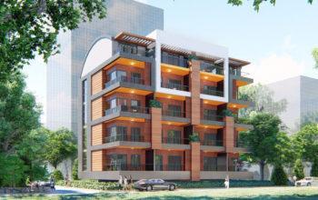 Две квартиры в самом центре города Алании