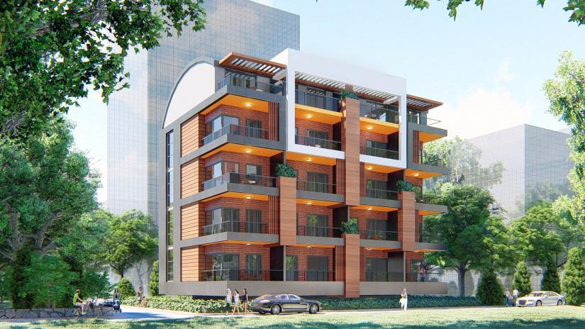Две квартиры в самом центре города Алании - Фото 1