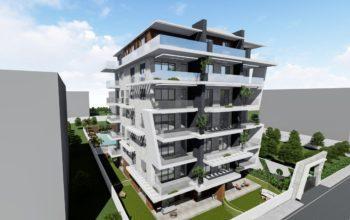 Новый проект в тихом и уютном районе Кестель