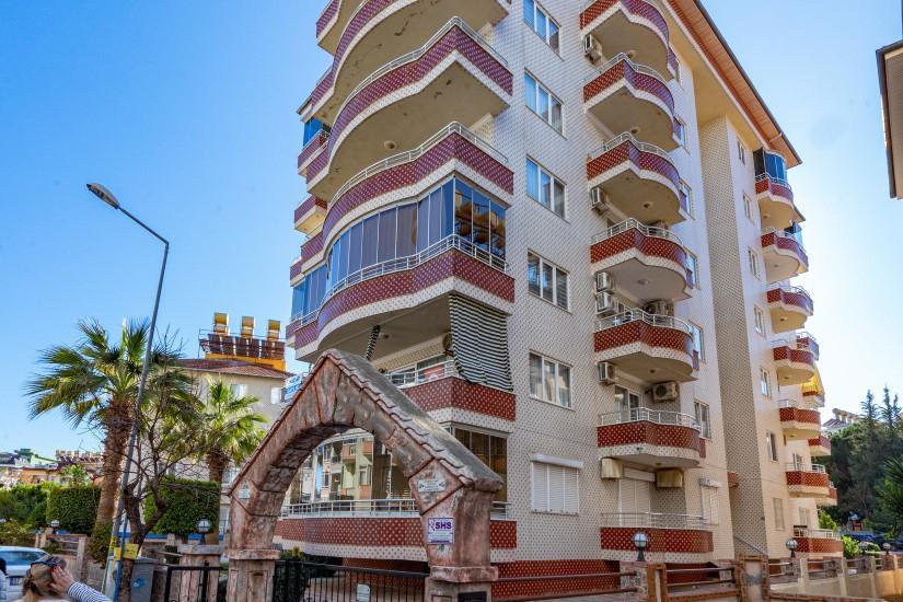 Трёхкомнатные апартаменты в центре Алании - Фото 1