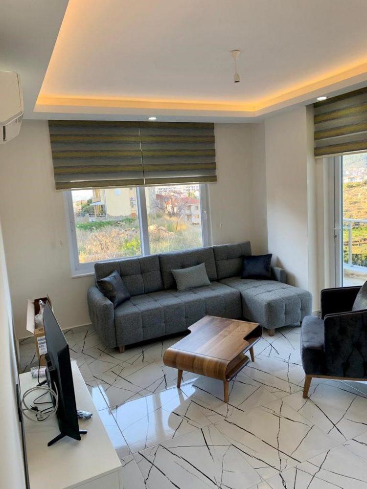 Апартаменты 1+1 по выгодной цене в европейском районе Оба - Фото 9