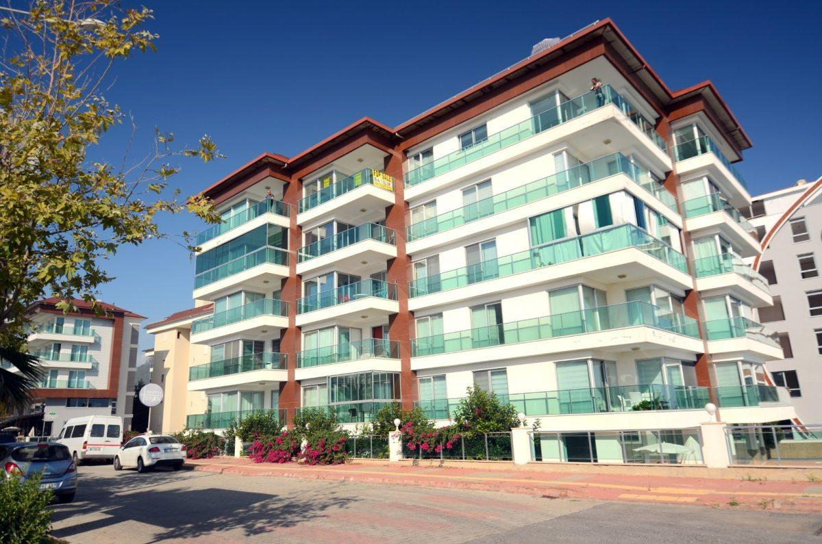Меблированная квартира 2+1 на первой береговой линии в Кестеле - Фото 1