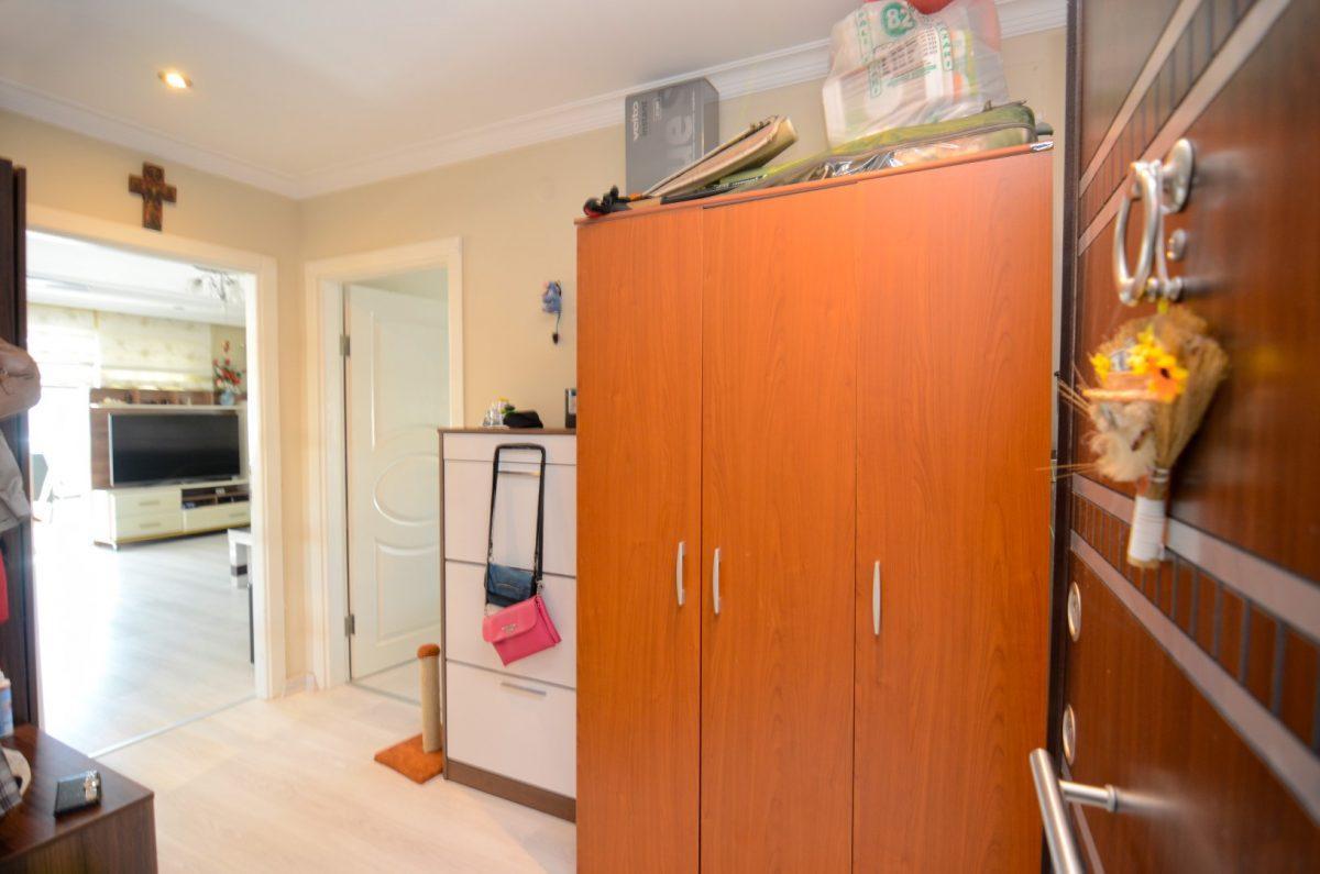 Просторная меблированная квартира 2+1 в Махмутларе - Фото 6
