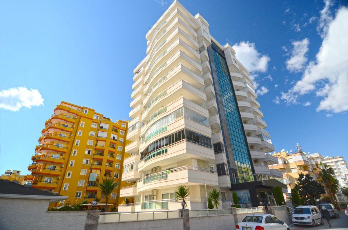 Квартира 2+1 в центре Махмутлара в комплексе с хорошей инфраструктурой - Фото 1