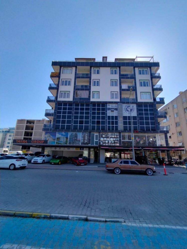 Офис в центре Махмутлара на оживленной улице - Фото 1