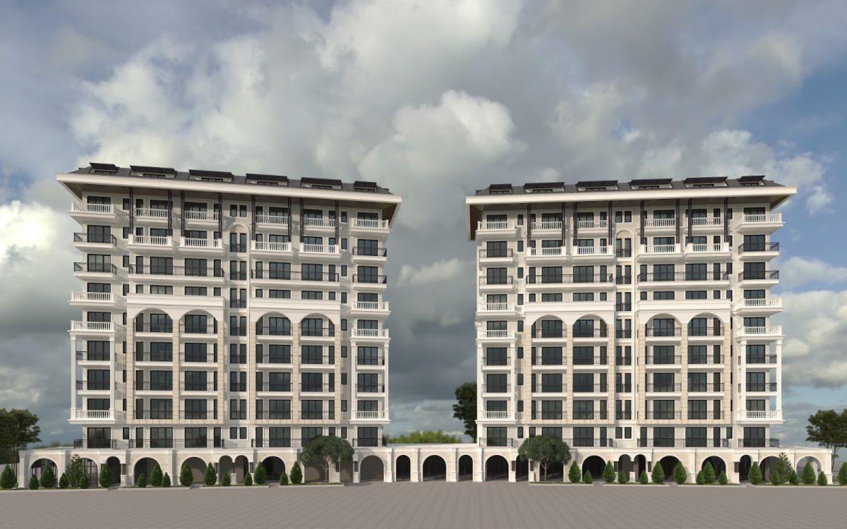 Новый элитный проект в центре города Алании - Фото 8
