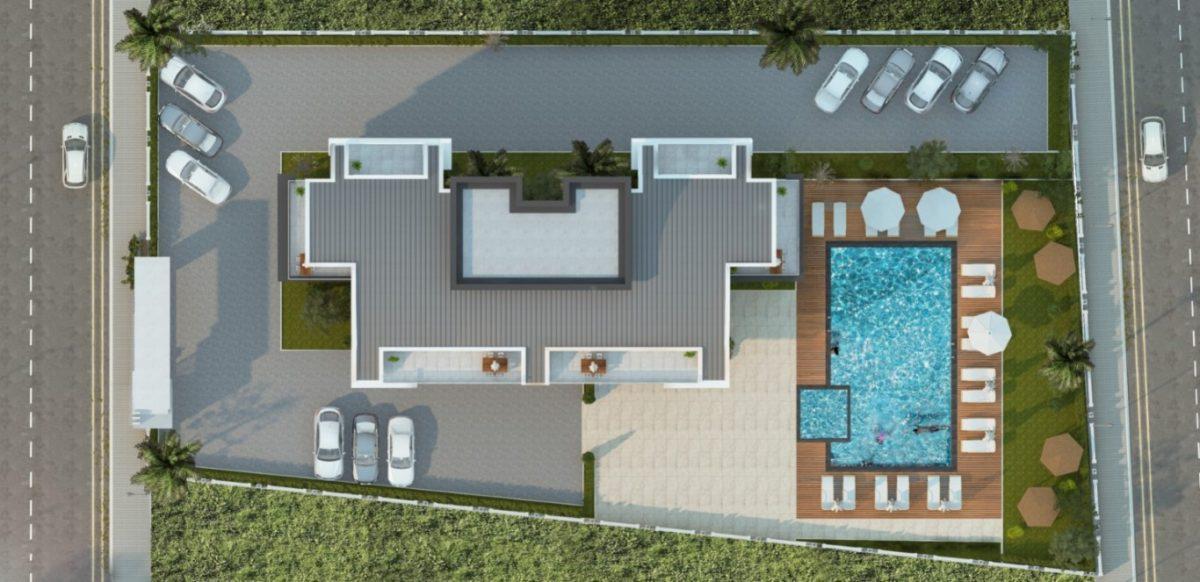 Новый проект жилого комплекса в Авсалларе - Фото 7