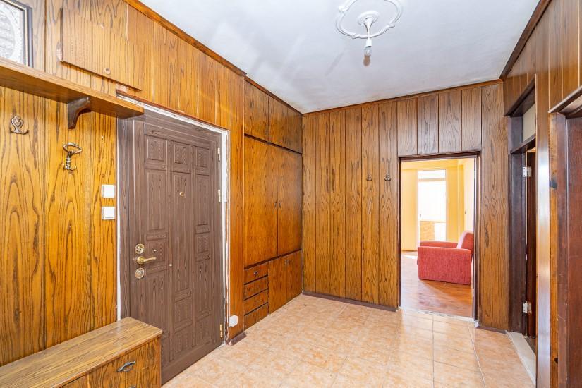 Недорогая просторная четырех комнатная квартира в самом центре Алании - Фото 9
