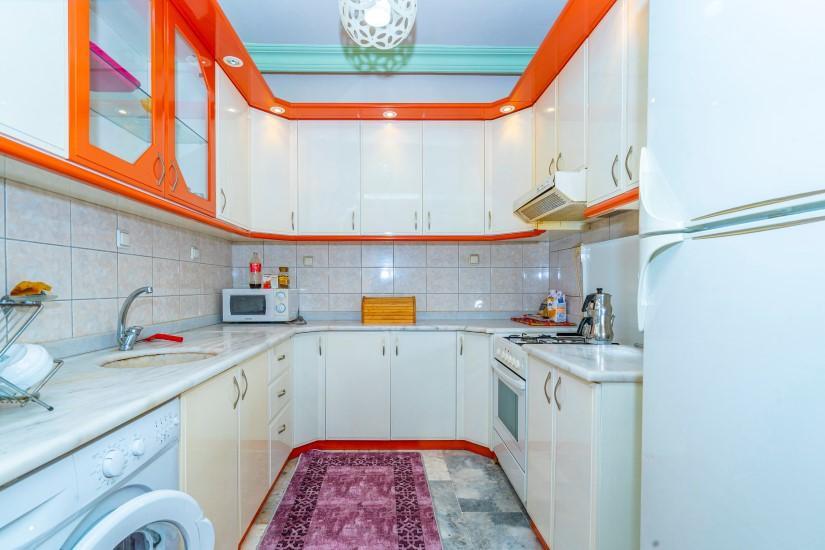Двухкомнатная квартира в центре Алании по очень хорошей цене - Фото 9