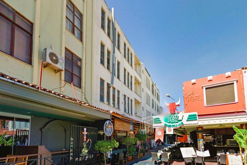 Жилой комплекс с коммерческими помещения с уникальной локацией в центре Алании - Фото 3