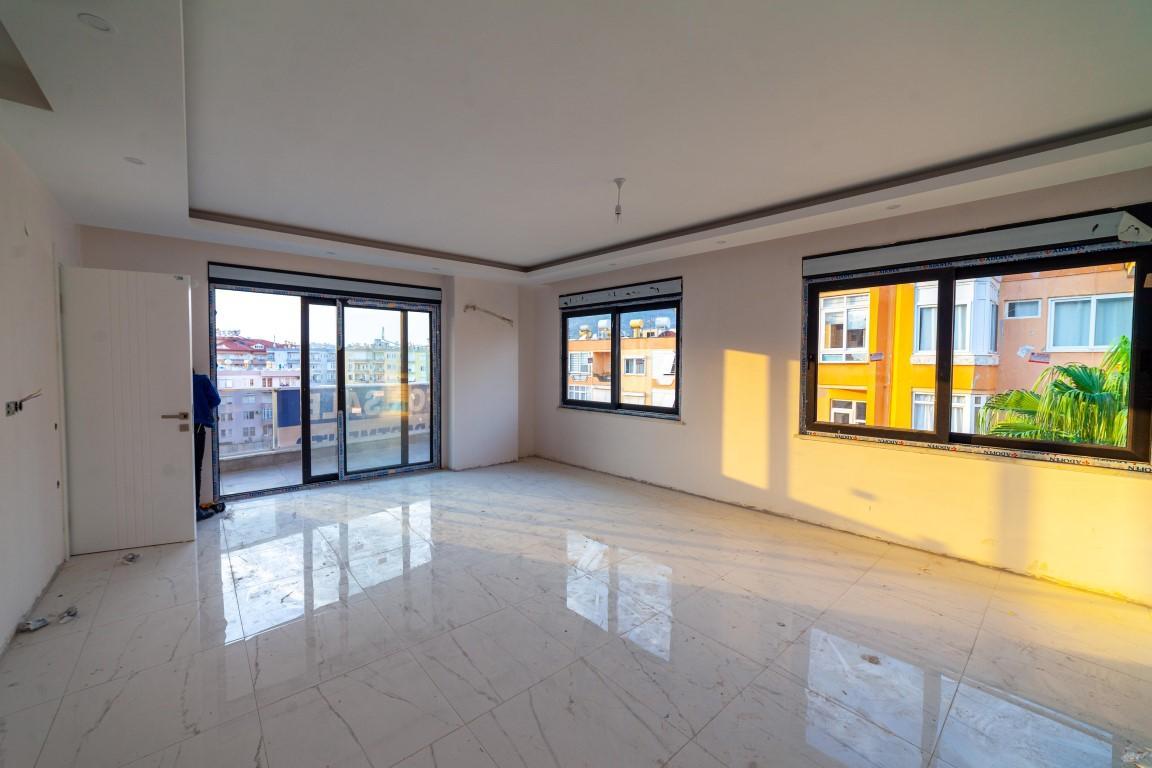 Пентхаус в новом доме в центре Алании - Фото 4