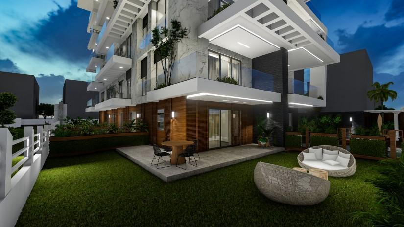 Новые квартиры на первой береговой линии в районе Кестель - Фото 10