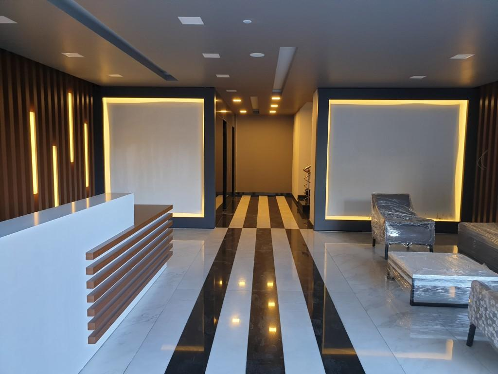 Новая квартира 2+1 на первой береговой линии в Махмутларе - Фото 10