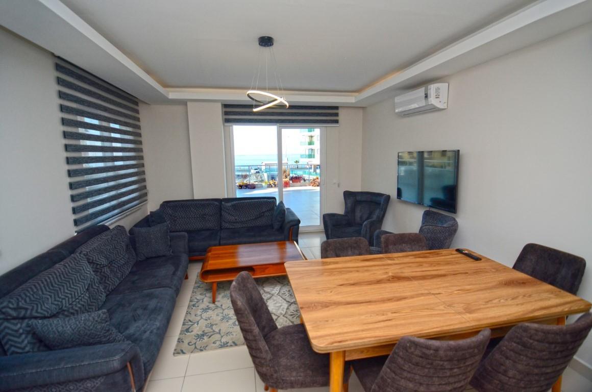 Просторные апартаменты для всей семьи в Махмутларе по привлекательной цене - Фото 10