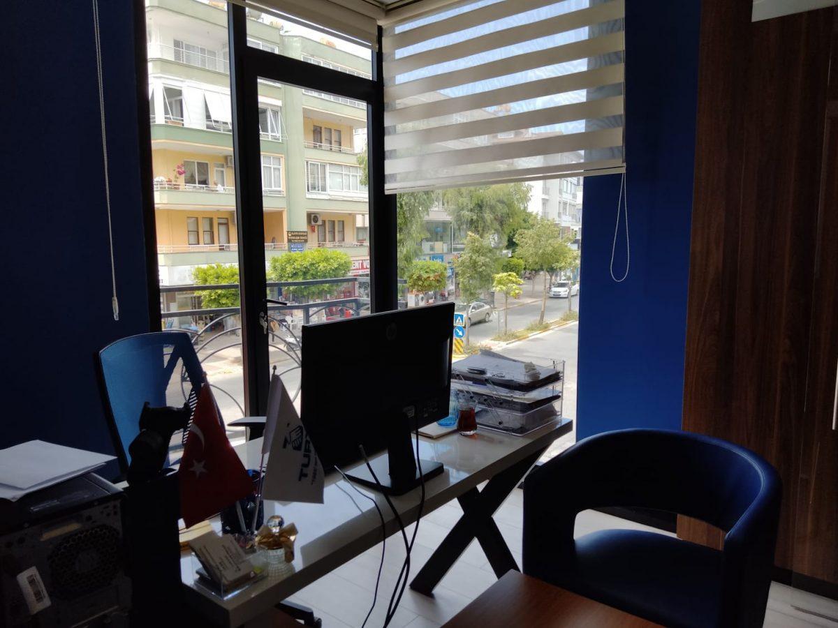 Офис с удачной локацией в центре Алании - Фото 8