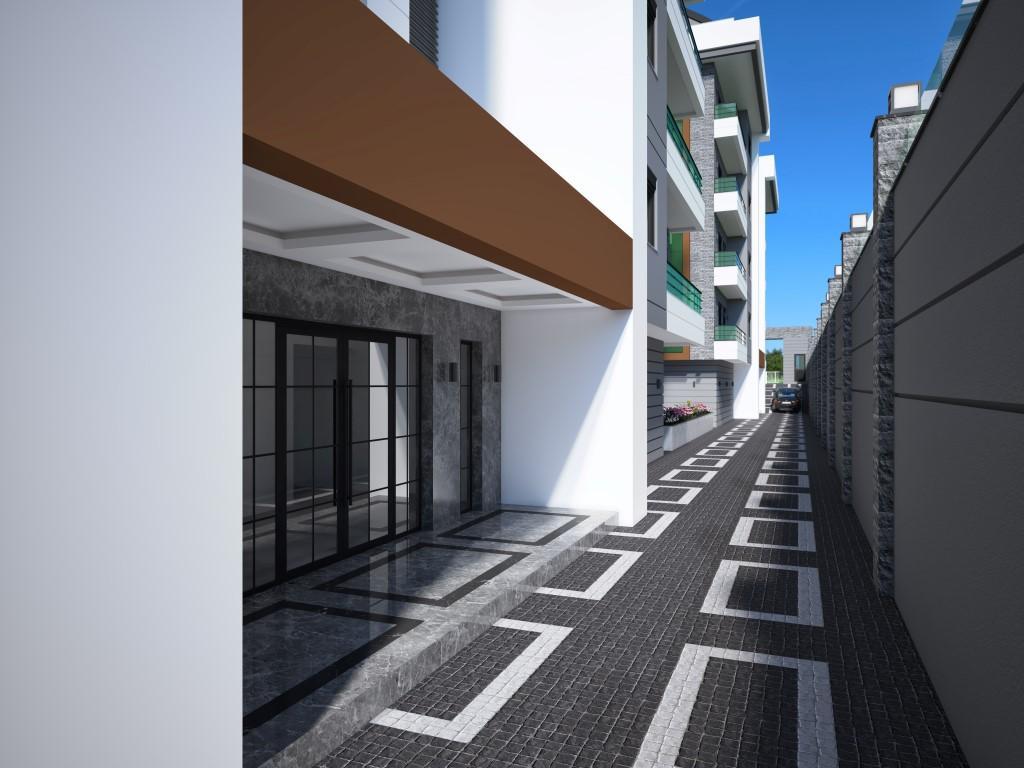 Инвестиционный проект в Оба с просторными планировками - Фото 9