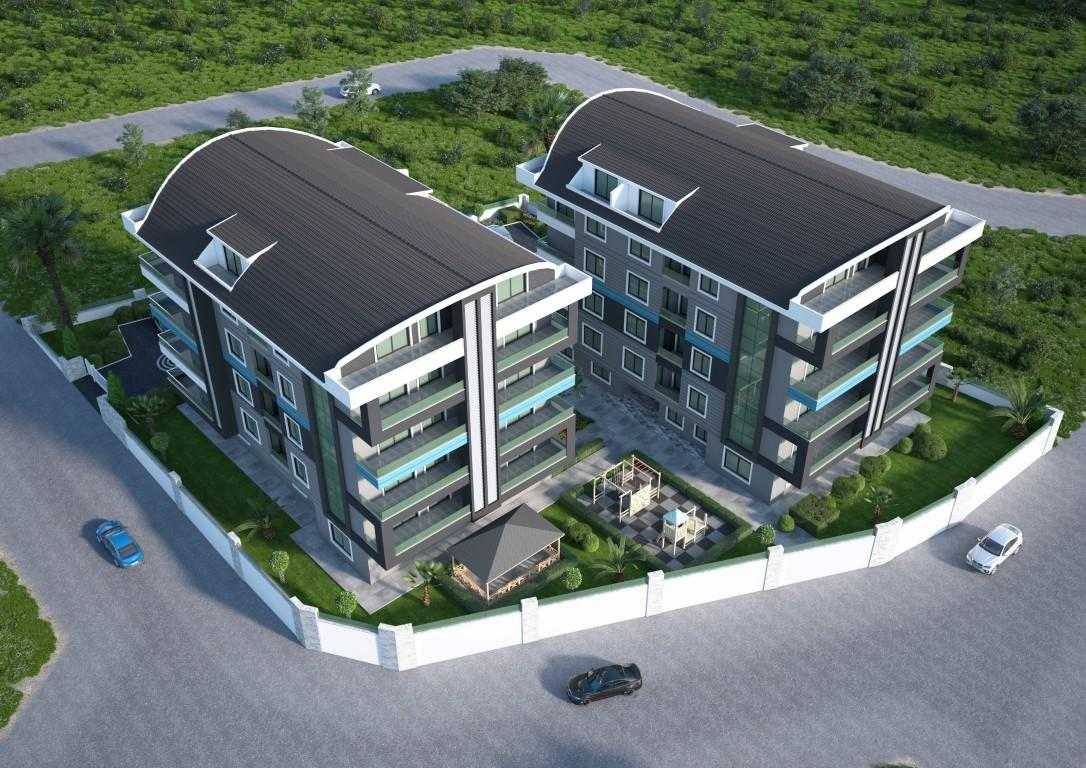 Новый комплекс рядом с морем, с просторными планировками - Фото 10
