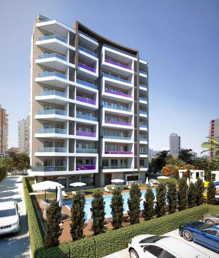 Новый жилой комплекс премиум-класса в районе Авсаллар  - Фото 6