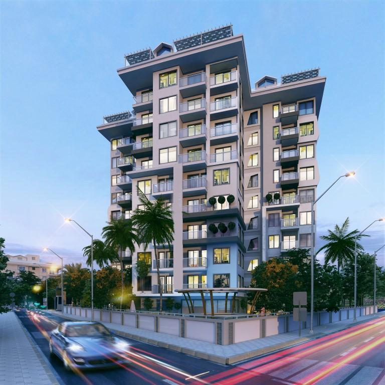 Апартаменты в центре Алании по ценам от застройщика - Фото 6
