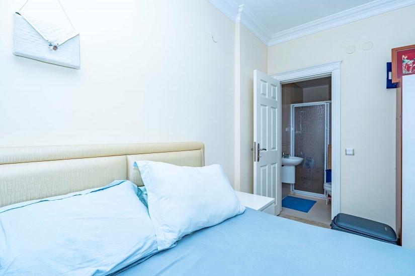 Просторная меблированная квартира 2+1 в Джикджилли - Фото 15