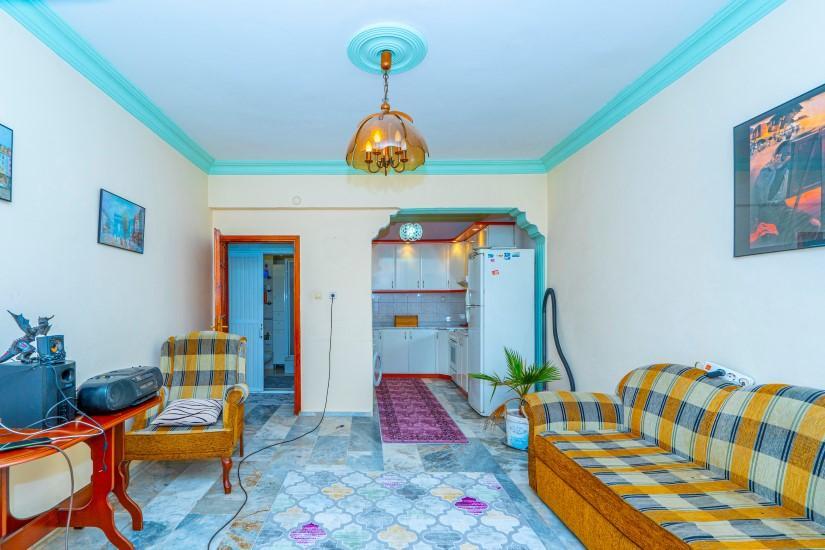 Двухкомнатная квартира в центре Алании по очень хорошей цене - Фото 10