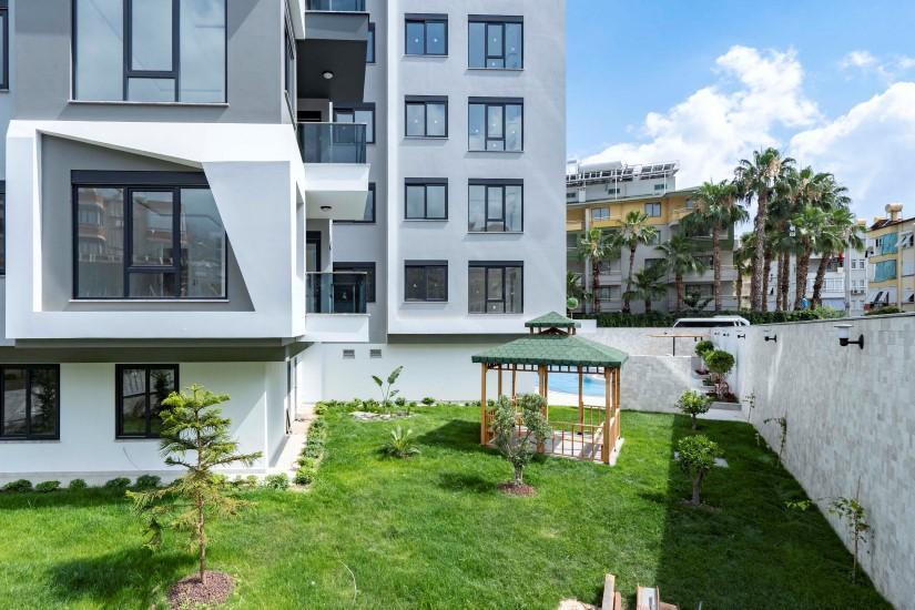 Новая квартира 2+1 в самом центре Алании - Фото 5