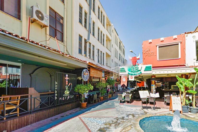 Жилой комплекс с коммерческими помещения с уникальной локацией в центре Алании - Фото 2