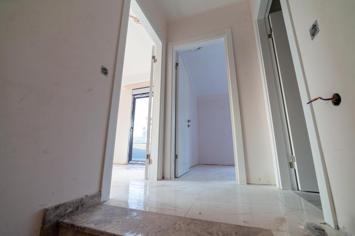 Пентхаус в новом доме в центре Алании - Фото 3