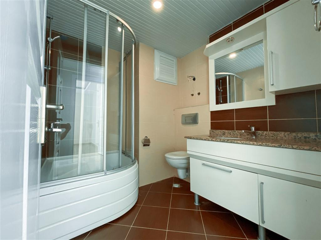 Трехкомнатная квартира на первой береговой в Махмутларе - Фото 20