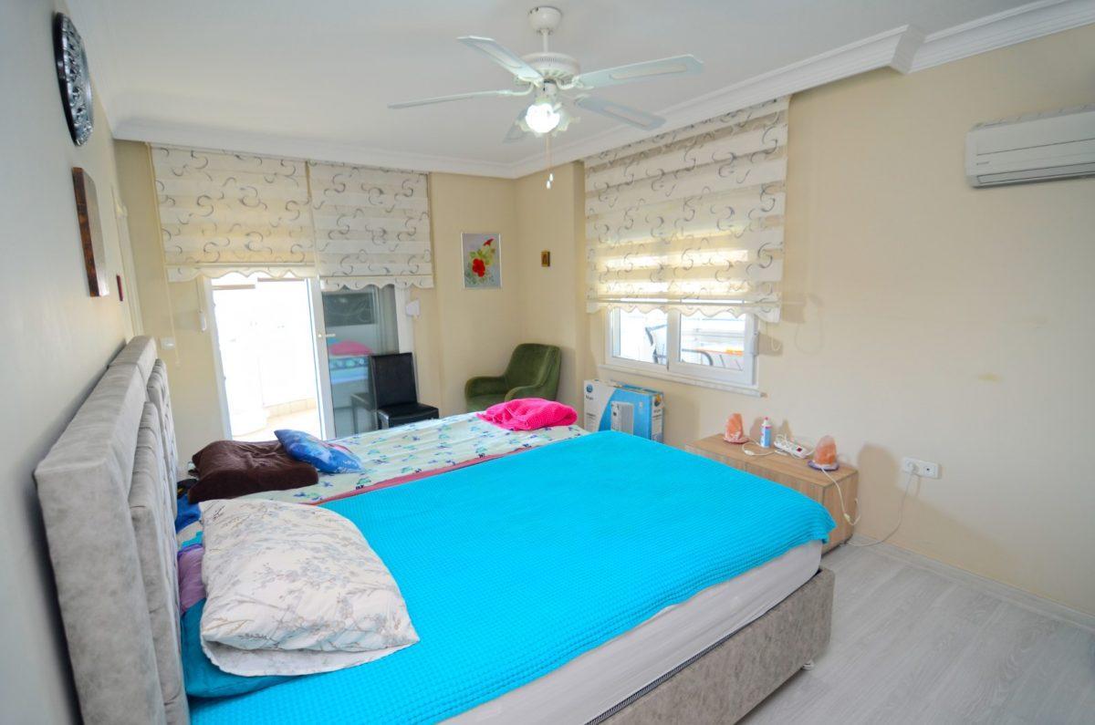 Просторная меблированная квартира 2+1 в Махмутларе - Фото 23