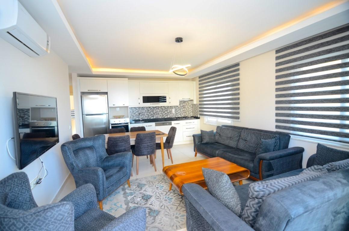 Просторные апартаменты для всей семьи в Махмутларе по привлекательной цене - Фото 11