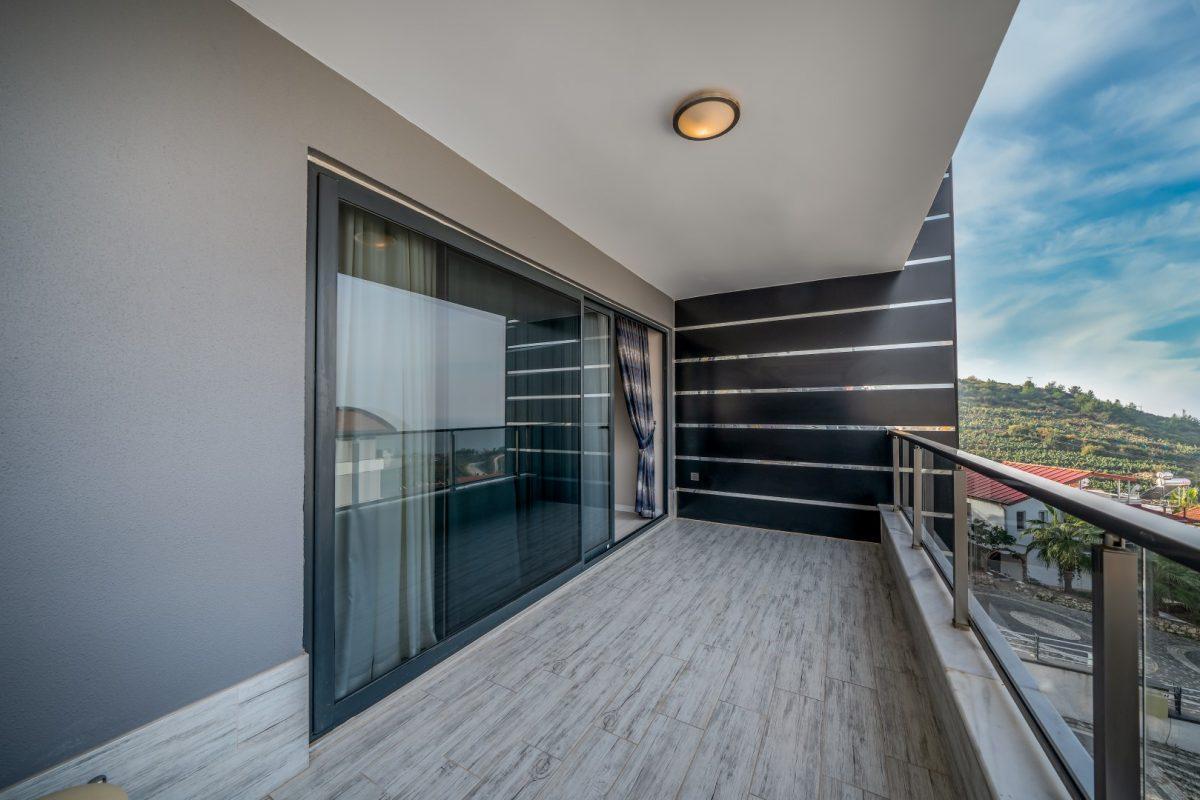 Меблированная квартира в комплексе с богатой инфраструктурой в Кыргыджак - Фото 27