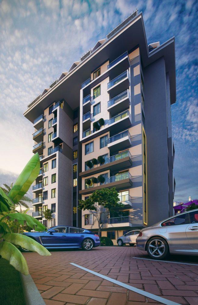 Апартаменты в центре Алании по ценам от застройщика - Фото 7