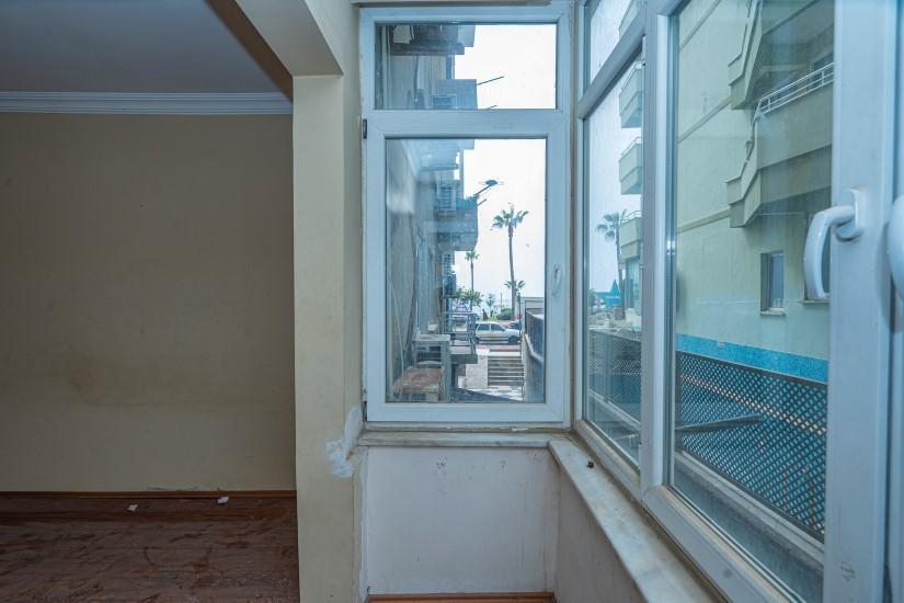 Недорогая трехкомнатная квартира в самом центре Алании - Фото 12