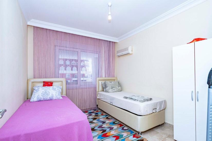Просторная меблированная квартира 2+1 в Джикджилли - Фото 16