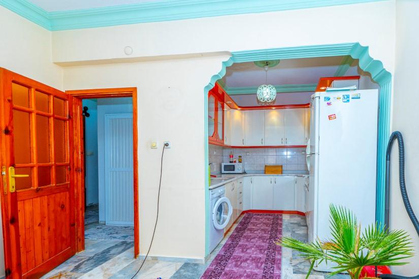 Двухкомнатная квартира в центре Алании по очень хорошей цене - Фото 11