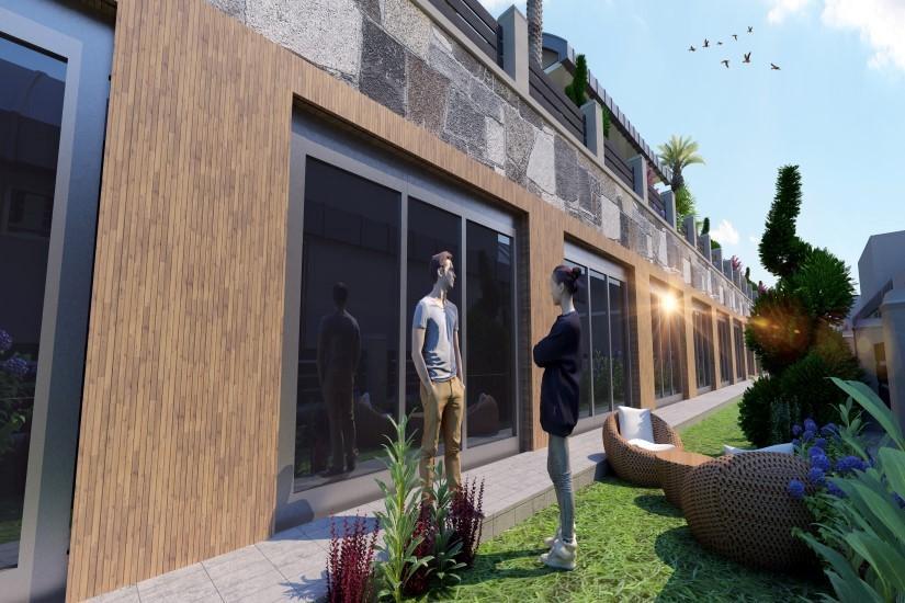 Новый масштабный инвестиционный проект в районе Конаклы - Фото 10