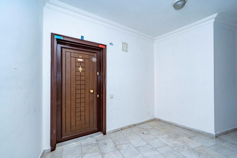 Двухкомнатные апартаменты на высоком этаже в центре Алании - Фото 11