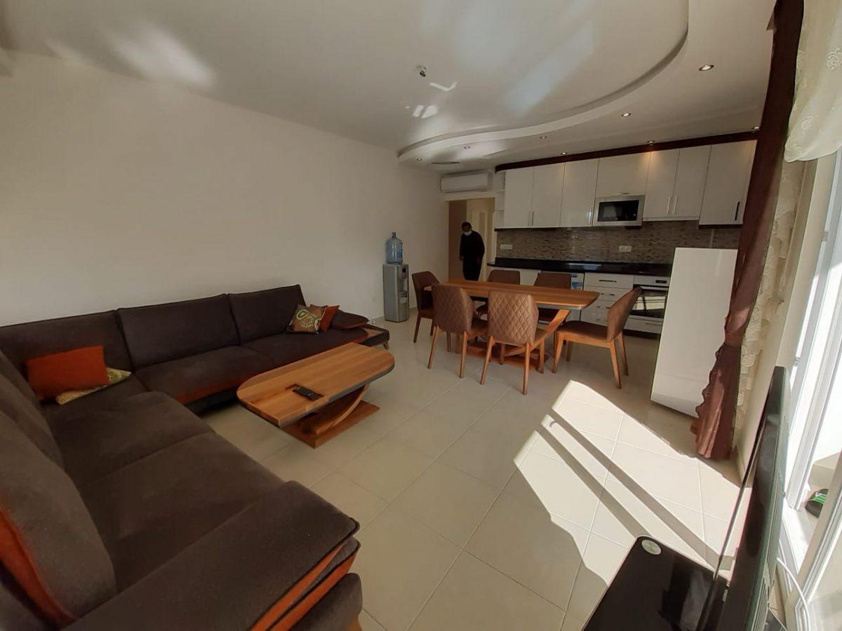 Просторные апартаменты 2+1 в новом комплексе в Махмутларе - Фото 16