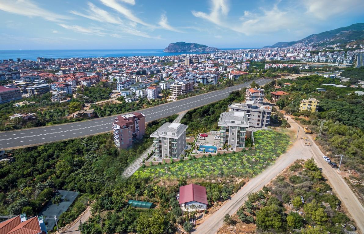 Квартиры в европейском районе Алании - Фото 12