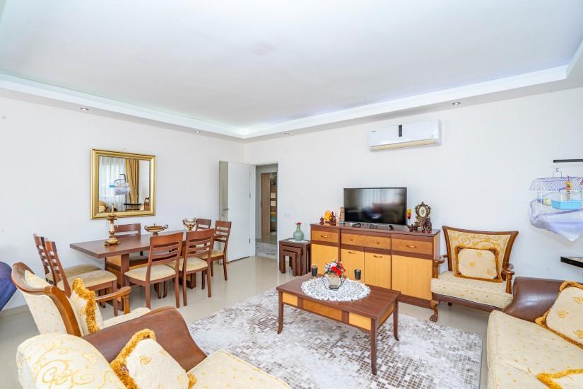 Трехкомнатная квартира с мебелью в Джикджилли  - Фото 11