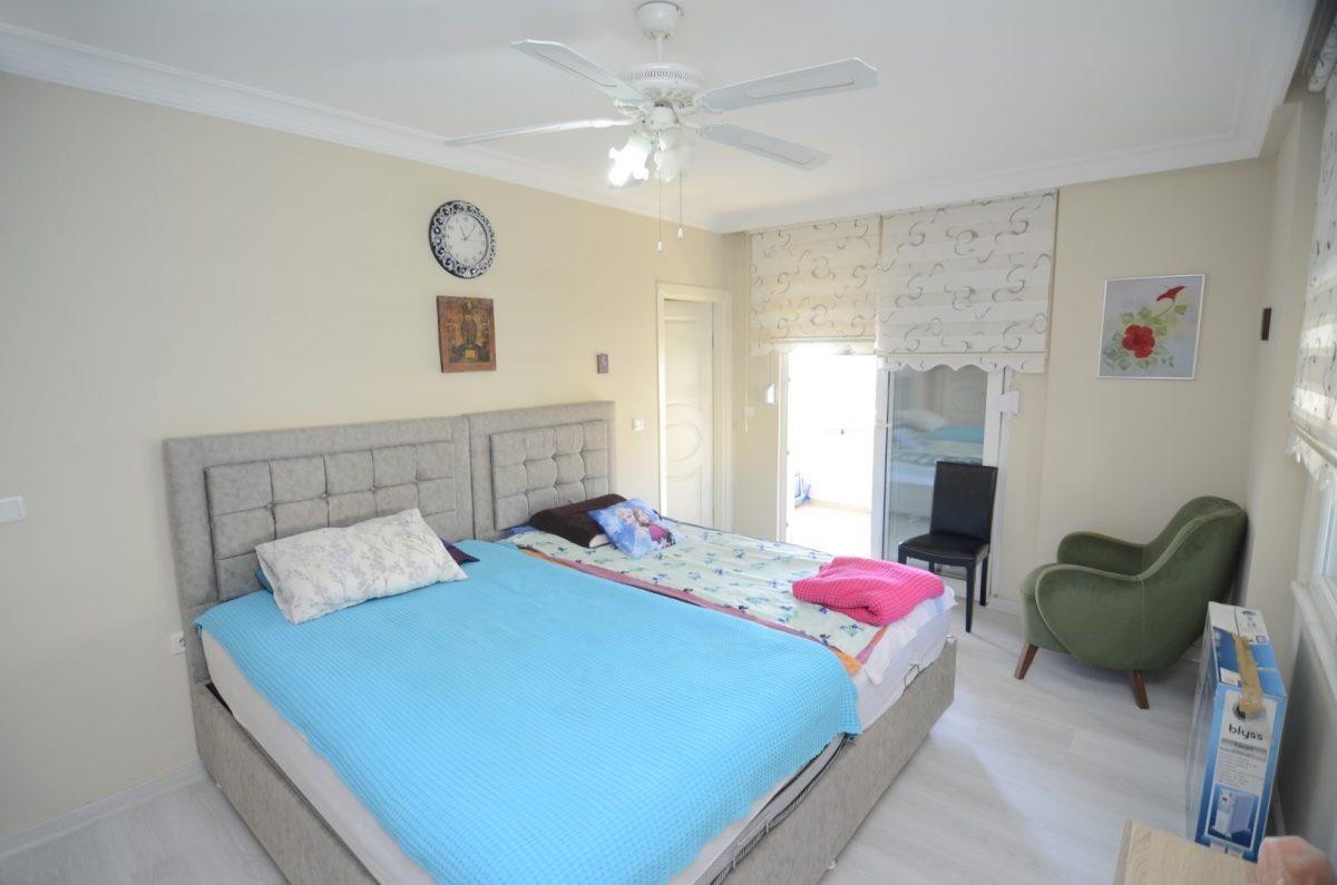 Просторная меблированная квартира 2+1 в Махмутларе - Фото 24