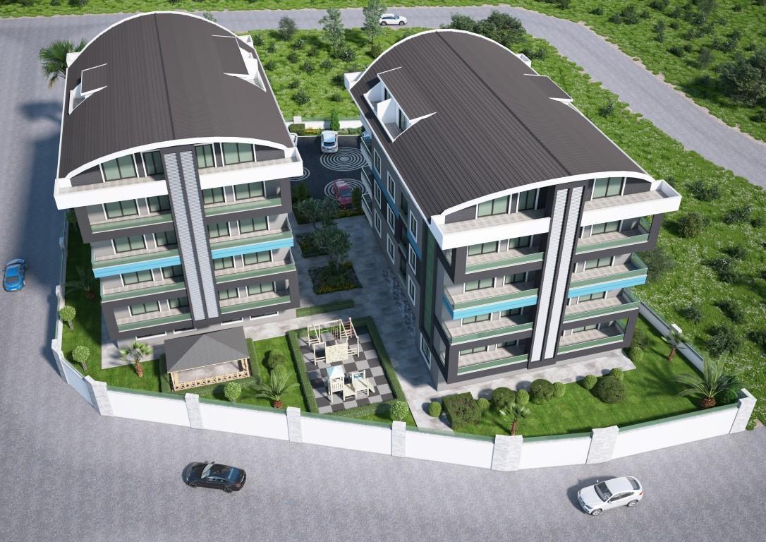 Новый комплекс рядом с морем, с просторными планировками - Фото 12
