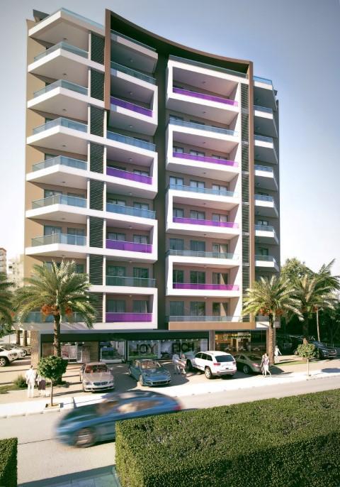 Новый жилой комплекс премиум-класса в районе Авсаллар  - Фото 7