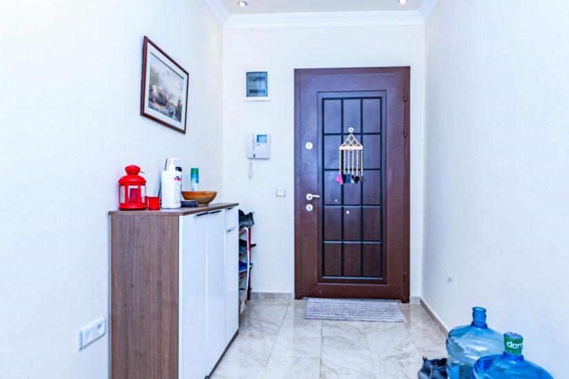 Просторная меблированная квартира 2+1 в Джикджилли - Фото 11