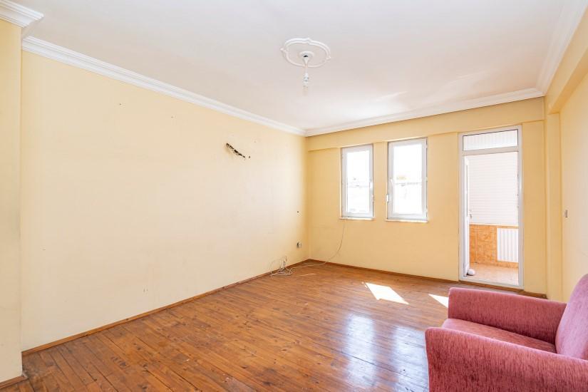 Недорогая просторная четырех комнатная квартира в самом центре Алании - Фото 12