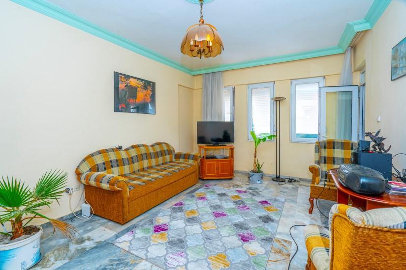Двухкомнатная квартира в центре Алании по очень хорошей цене - Фото 12
