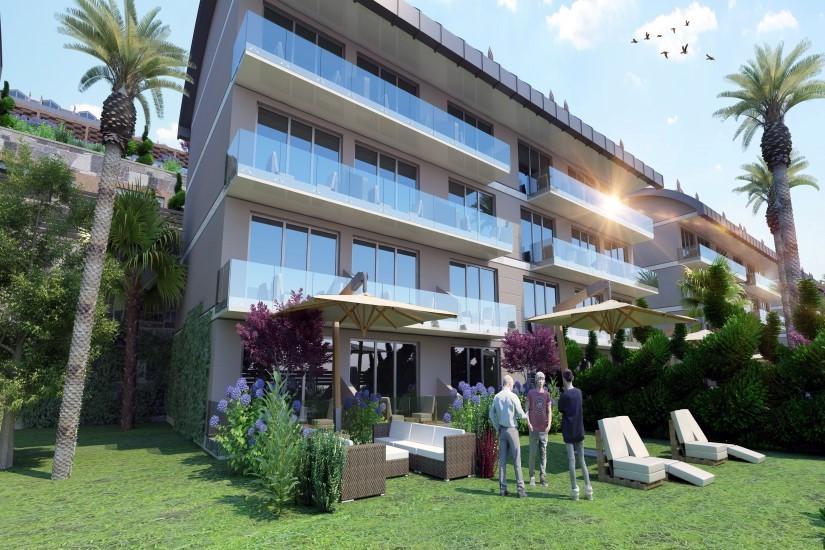Новый масштабный инвестиционный проект в районе Конаклы - Фото 12