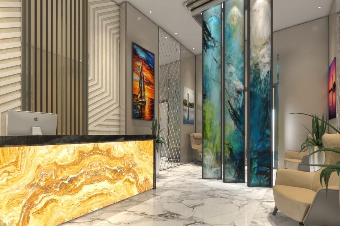 Апартаменты 1+1 в новом ЖК в Махмутларе по привлекательной цене - Фото 12