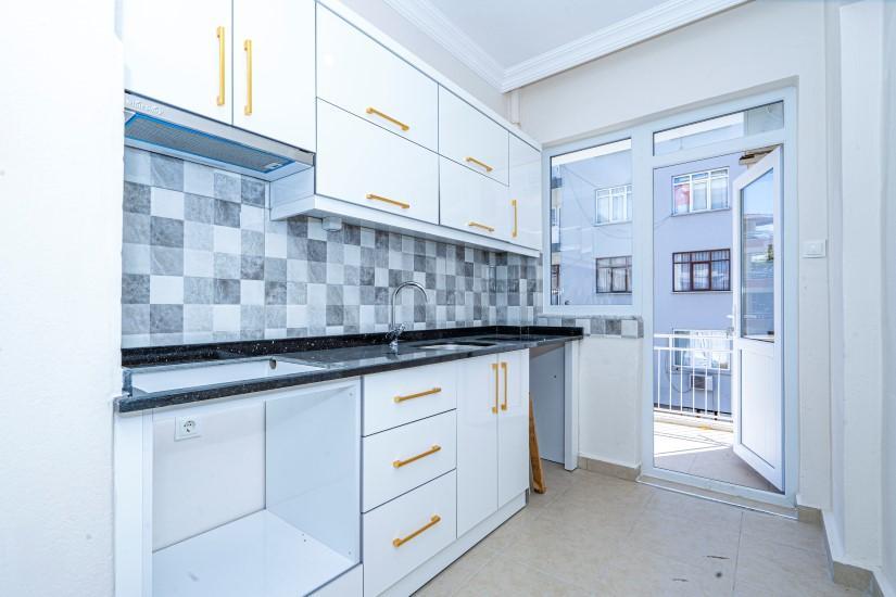 Четырехкомнатная квартира в центре Алании по хорошей цене - Фото 17